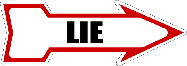 What Quran says about liars