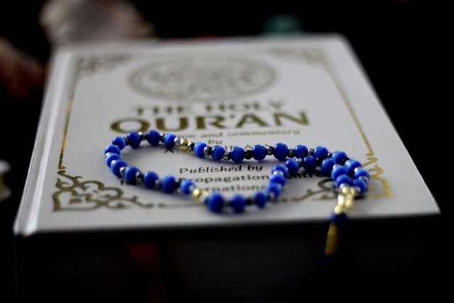 Can Quran be read without Wudhu