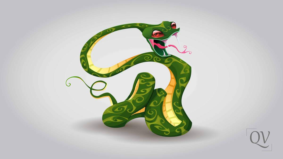 Snake - According to Quran