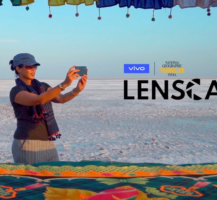 Rann of Kutch with Vivo V17 for National Geographic Traveller and Vivo