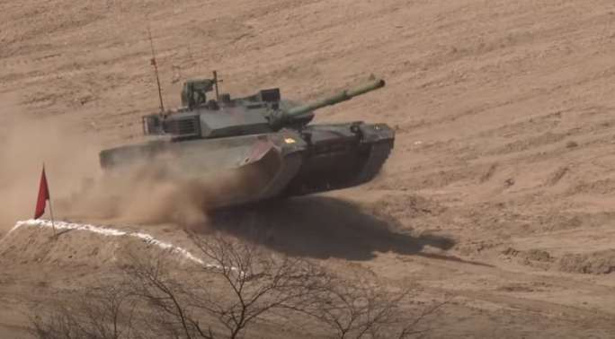 Pakistan-Army-Inducted-VT4-Tank