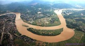 Bản đồ sông ngòi Việt Nam tổng hợp mới nhất