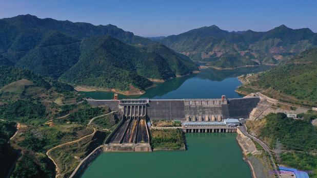 Các đập thủy điện ở Việt Nam