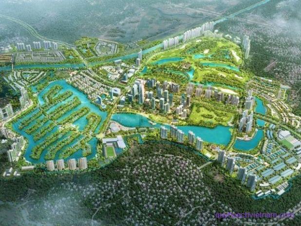 Khu đô thị đáng sống trong tương lai tại Việt Nam