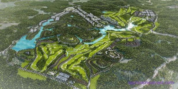 Khu đô thị sinh thái Tam Nông Phú Thọ