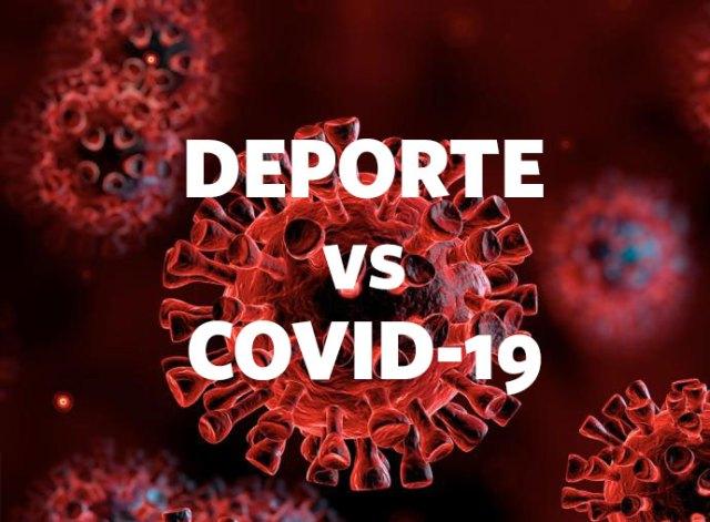 El mundo del deporte contra la COVID-19