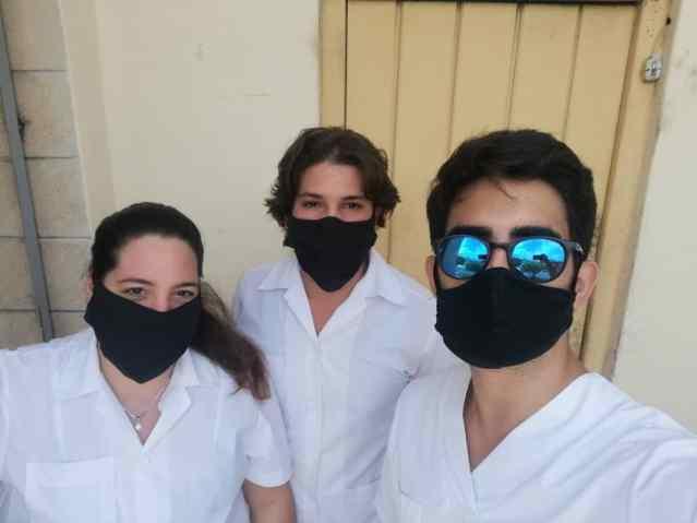 Pesquisaje, primera línea de fuego contra una pandemia