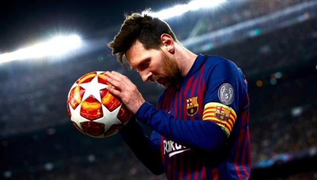 Bombazo: Messi se va del Barça