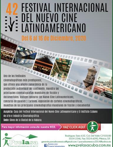 42° Festival de Cine Latinoamericano recibe más de 2000 obras