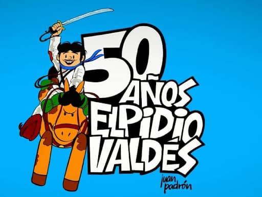 Arte de masas: Elpidio Valdés y lo que fue