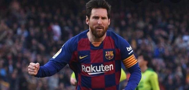 Messi se queda en el Barça