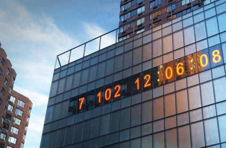 Climate Clock: cuenta regresiva para el fin del planeta