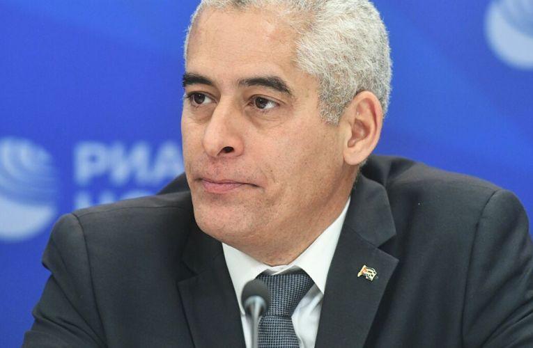 Nuevo viceministro del MINREX: Gerardo Peñalver Portal
