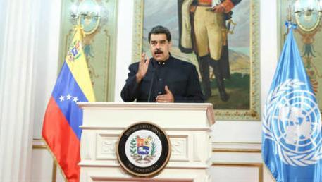 Maduro anuncia el desarrollo de un fármaco por Venezuela que anula al 100% el Coronavirus