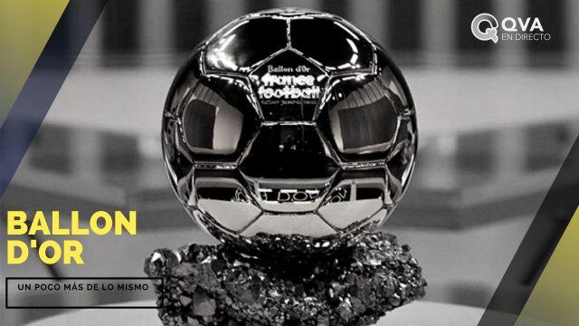 Balón de Oro y su Dream Team: un poco más de lo mismo