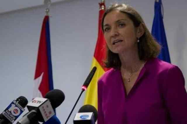 España pretende a través de la Unión Europea que Biden suspenda la Ley Helms-Burton