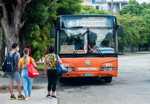 Cierre del transporte urbano en La Habana a partir de mañana