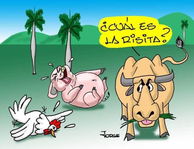 La venta polémica de la carne de res