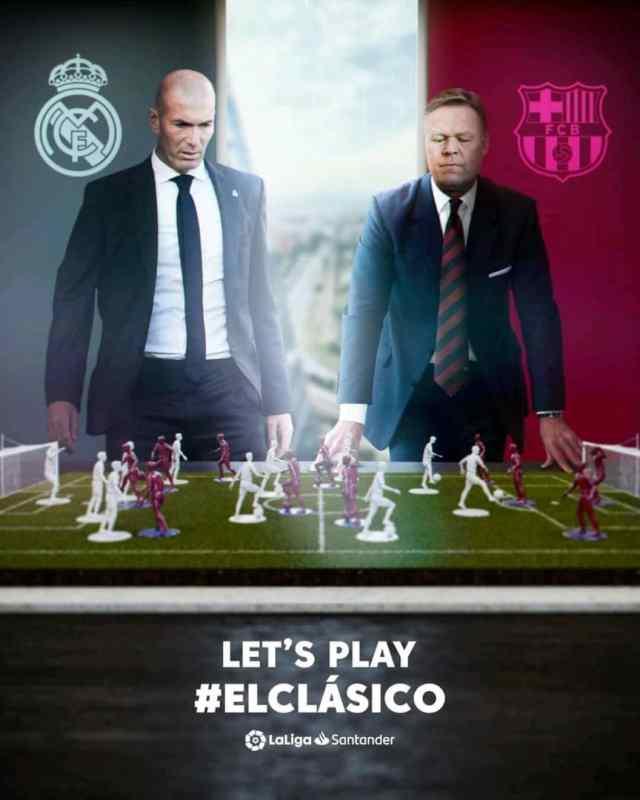 Madrid-Barça: un clásico con ingredientes especiales