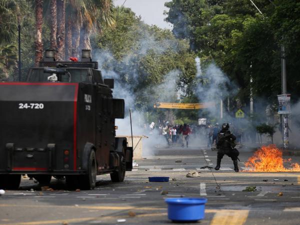 Fundación de Derechos Humanos exige sanción para el mandatario colombiano Iván Duque
