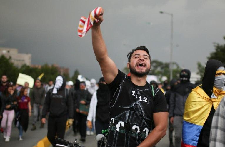 Nueva jornada de movilizaciones en Colombia