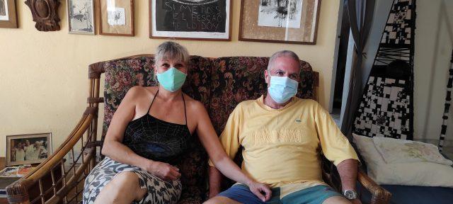 Bitácora de un contagio inmunizado