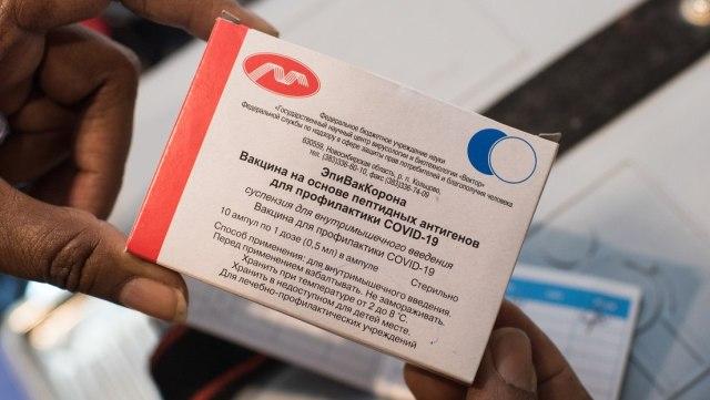 Venezuela firma contrato para adquisición de vacuna rusa anticovid EpiVacCorona