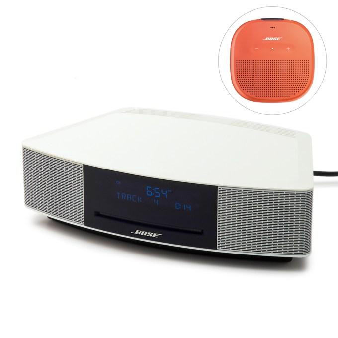 BOSEウェーブミュージックシステム4 サウンドリンクマイクロ付セット 使用例