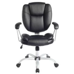 Office Chair Qvc Revolving Manufacturers In Bangalore Techni Mobili Comfort Support Mid Back - Page 1 — Qvc.com