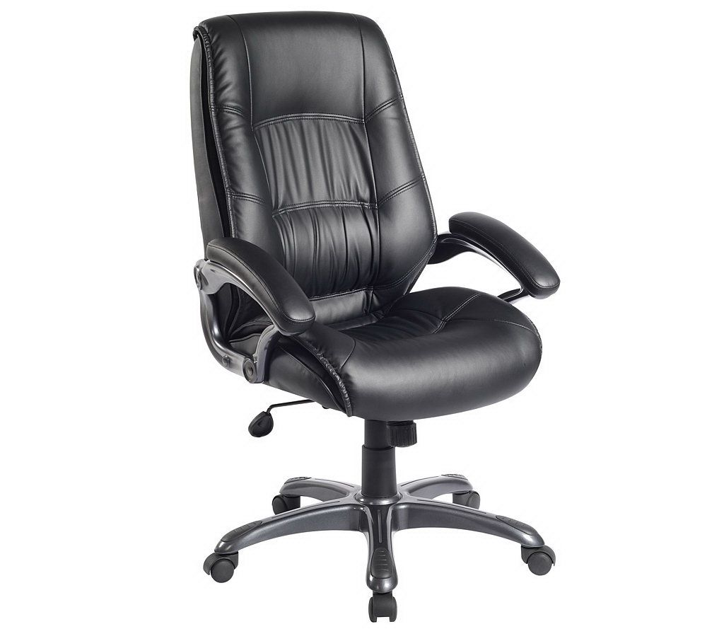 office chair qvc classroom covers with pocket techni mobili executive high back com in stock