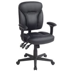 Office Chair Qvc Hover Round Chairs Techni Mobili Multifunctional Ergonomic Officechair Com Product Thumbnail In Stock