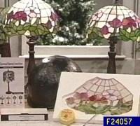 Dynasty Tiffany Lamp Shade Kit  QVC.com