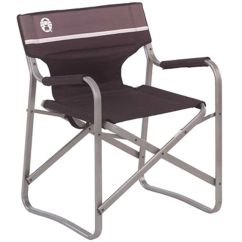 Coleman Portable Deck Chair Dining Room Sets With Bench And Chairs Qvc Com Product Thumbnail In Stock