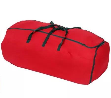expandable multi purpose christmas tree storage bag with wheels