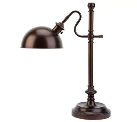 Verilux Legacy Deluxe Natural Spectrum Desk Lamp Bronze
