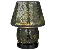 8-inch Mosaic Accent Lamp with Shade by Valerie - Page 1 ...