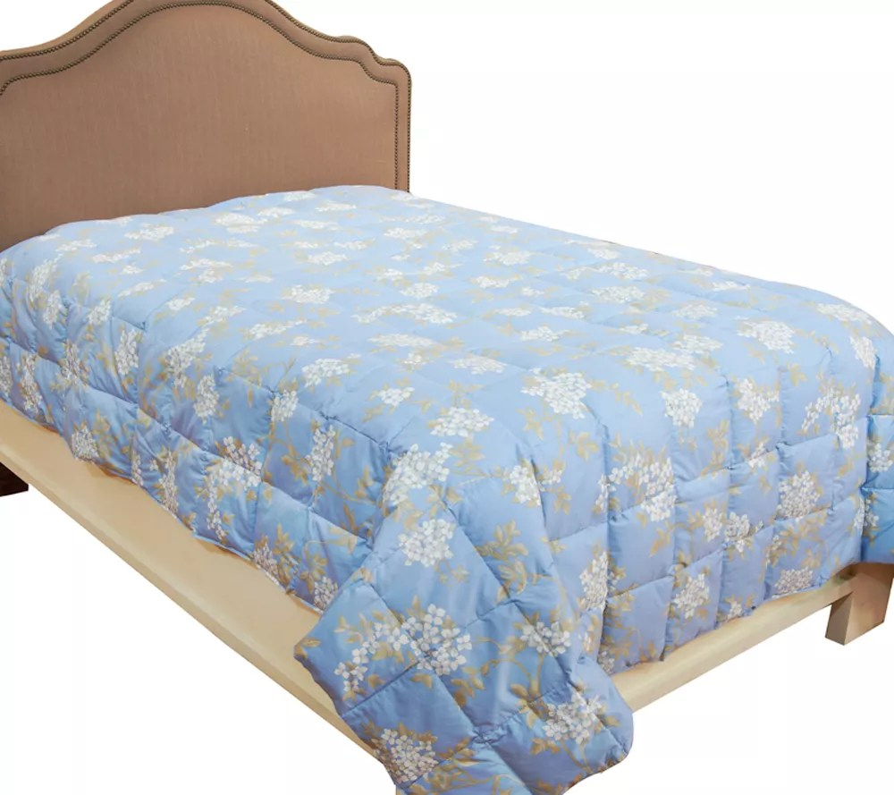 northern nights bianca 300tc 550fp down comforter qvc com