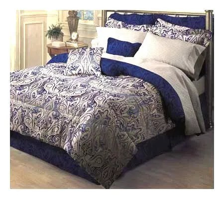 Sterling Heights King Bedding in a Bag by Dan River  QVC.com