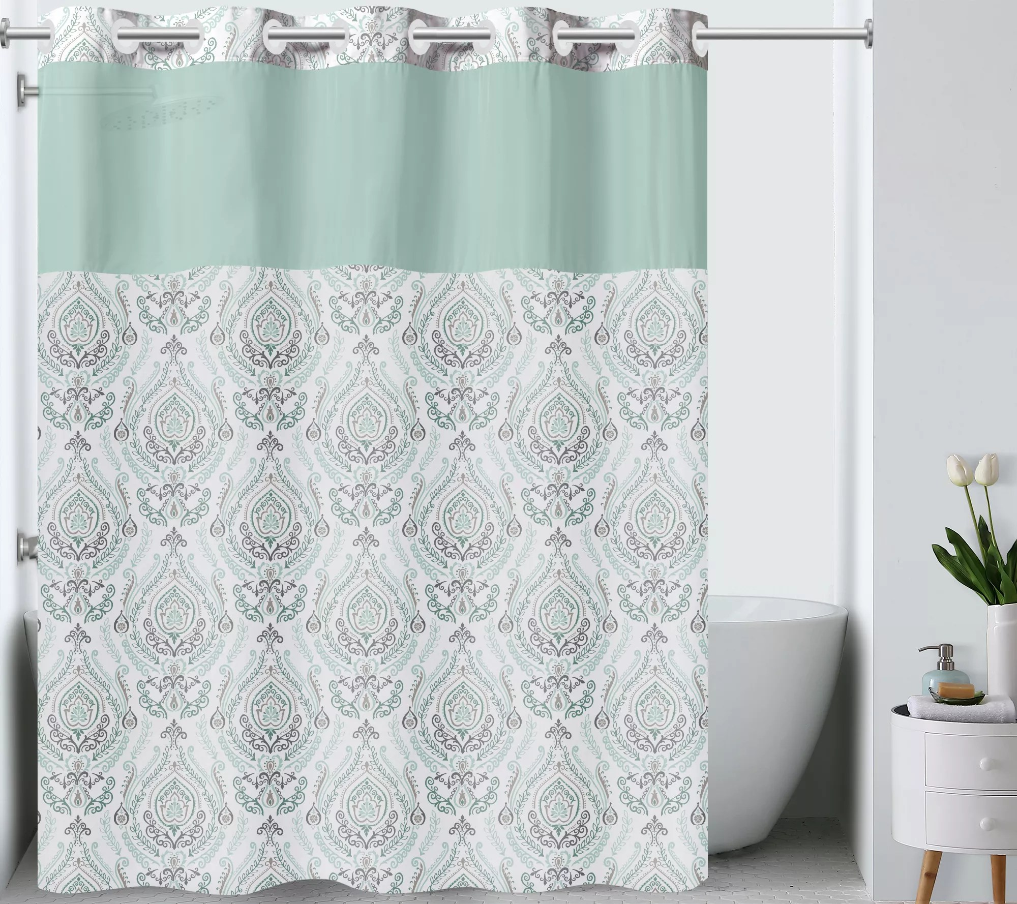 shower curtains bath for the home