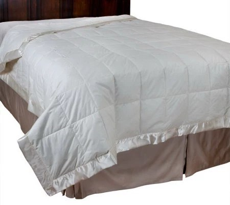 Northern Nights Solid Color King Size Down Blanket - Page ...