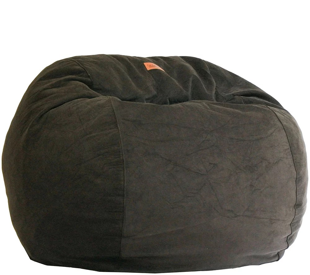 CordaRoys Full Size Convertible Bean Bag Chair by Lori