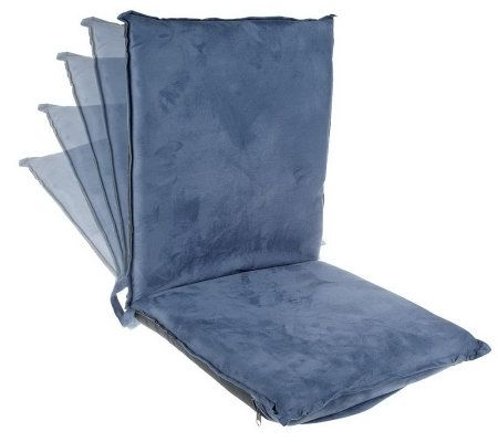 Adjustable MicroFiber Floor Chair with 5 Settings  Page