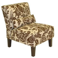 Upholstered Slipper Chair Thayer Coggin Armless Canary Page 1 Qvc Com Product Thumbnail Please Select An Option