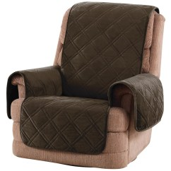 Office Chair Qvc Pink Beauty Salon Chairs Sure Fit Recliner Triple Protection Furniture Cover Page 1 Com Back To Video