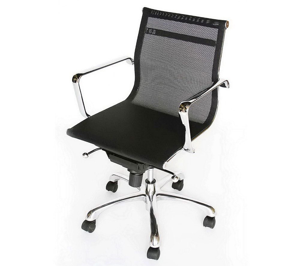 office chair qvc antique folding wooden chairs with chrome frame com in stock