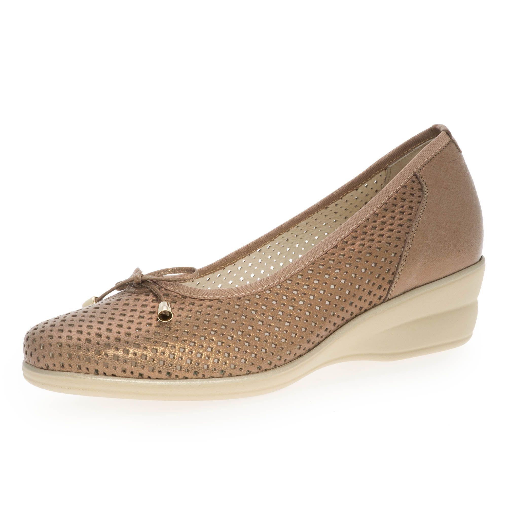 office chair qvc regalo high soffice sogno scarpa in pelle con zeppa - italia