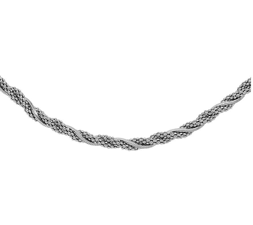Sterling Silver 17-3/4