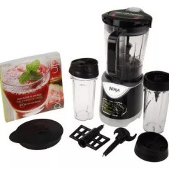 Ninja Kitchen System Pulse Hansgrohe Faucet Reviews 40oz Blender W 2 16 Oz Cups Page 1