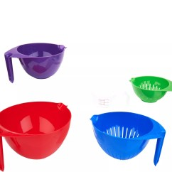 Qvc.com Shopping Kitchen Appliance Sales Clearance Food Qvc Com Cook S Essentials Set Of 5 Mixing Bowls Measuring Cup K47054