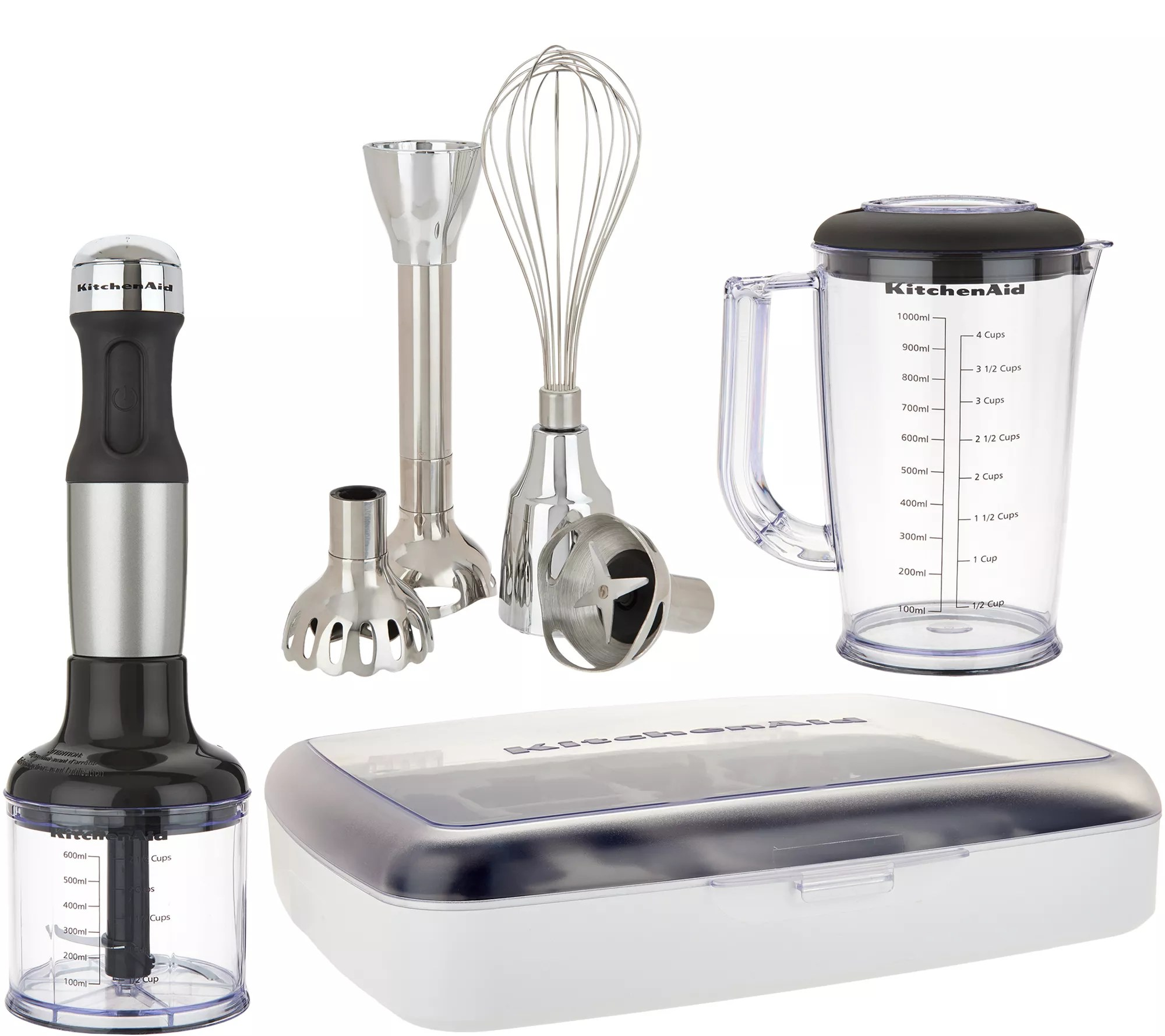 kitchen aid tv offer cabinets warehouse kitchenaid 5 speed hand blender with attachments and ...